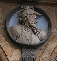 Garcia Ier (El de Las Manos Blancas) de CASTILLE