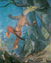 Absalom (Fils de David) d'ISRAËL