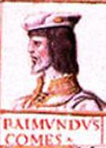 Raymond de BOURGOGNE-COMTÉ