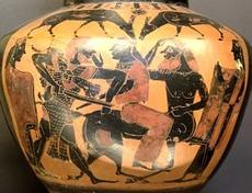 Déjanire de MYTHOLOGIE GRECQUE
