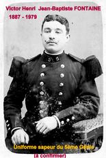 Victor Henri Jean Baptiste FONTAINE
