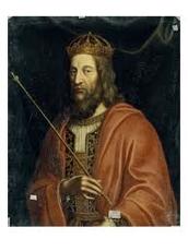 Louis II (Le Bègue) CAROLINGIENS