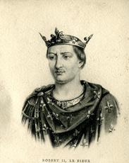 Robert II (Le Pieux) CAPETIENS DIRECTS