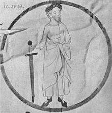 Raymond Ier (Le Courbé) de BARCELONE