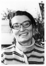 <b>Jacqueline Mallet</b> - medium