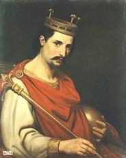 Charles II (Le Chauve) CAROLINGIENS