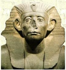 Sésostris III d'ÉGYPTE