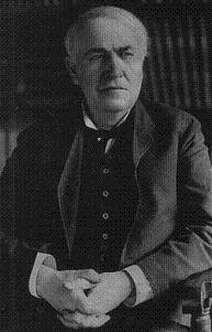 Edison Thomas Alva