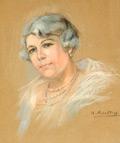 Elżbieta Matylda Maria Radziwill - medium