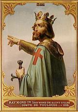 Raymond IV de TOULOUSE