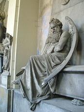 Chronos (Dieu Primordial) de MYTHOLOGIE GRECQUE