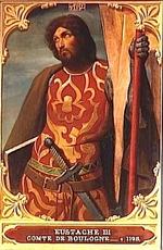 Eustache III de BOULOGNE