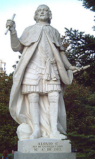 Alphonse VI (Le Vaillant) de CASTILLE