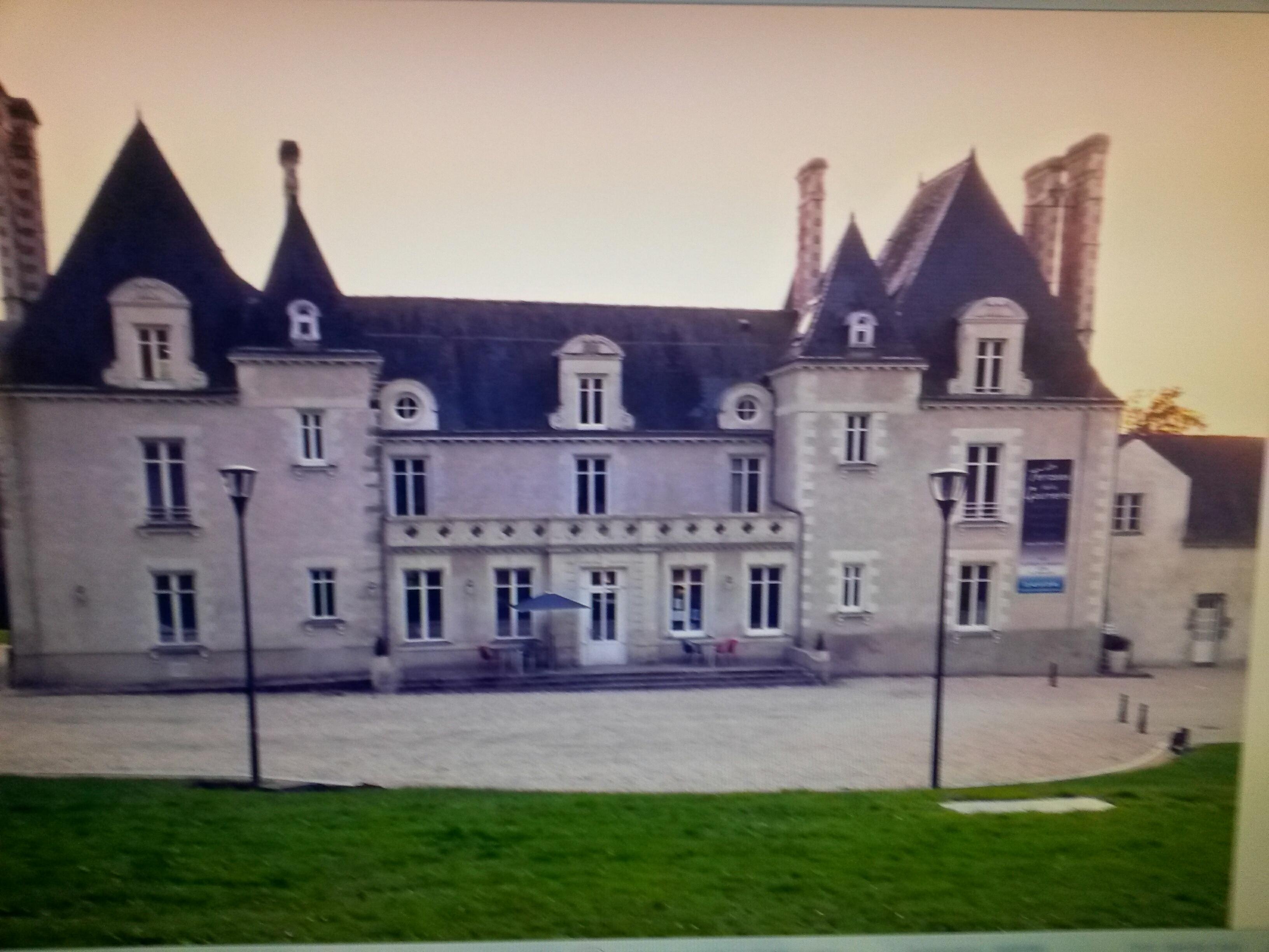 Saint-Herblain - SAINT HERBLAIN N°1083 CHATEAU DE LA GOURNERIE ...