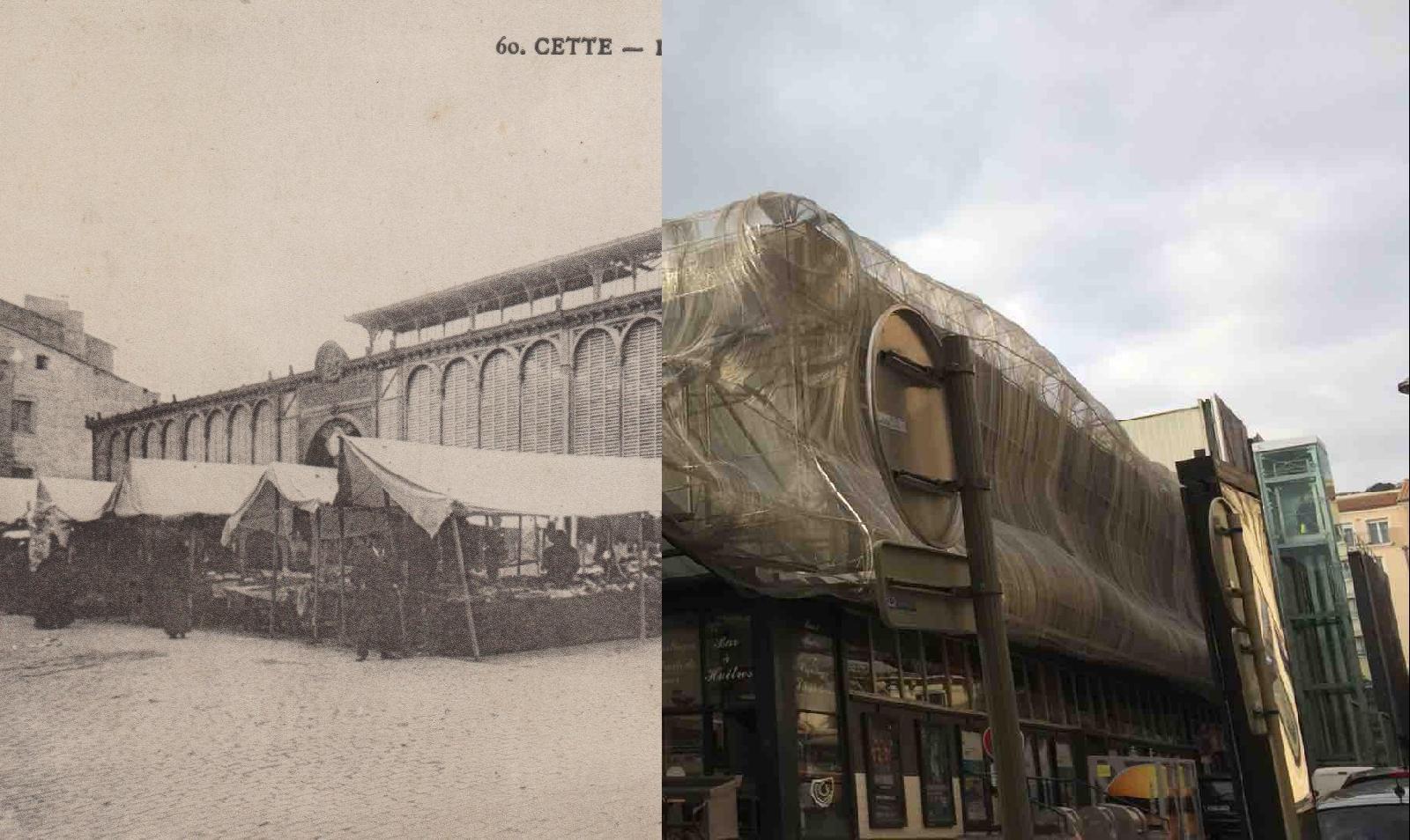 Sète - Les Halles